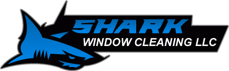 Shark Window Cleaning Logo
